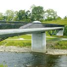 鳥崎川河川公園橋