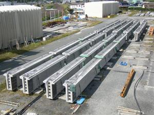 PC桁 桁橋用(セグメント)